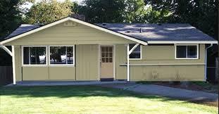 exterior paint color schemes cottage house
