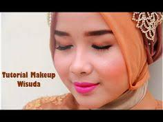 tutorial makeup natural hijab pesta makeup hijab wisuda produk lokall indonesia linda kayhz