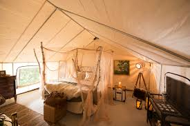 here u0027s a sneak peek of maine u0027s new glamping experience