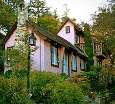 Small English Cottages Hugh Comstock U0027s Pink And Browne Cottage Once Upon A Time Tales