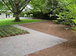 Gravel Backyard Ideas Landscape Gravel Black Cherry Gravel Installed Mchenry County