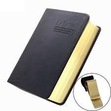 agenda bureau en gros vintage gros cahier bloc notes couverture en cuir journal livre