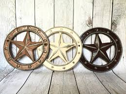 Metal Star Home Decor Rustic Star Decor Gallery Wall Decor Western Star Rustic