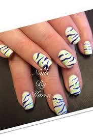 seattle seahawks nail art love my seahawks nails seahawks