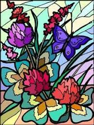 Flower Glass Design 40 Beautiful Flower Drawings And Realistic Color Pencil Drawings