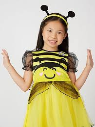 bumblebee fancy dress costume kids george