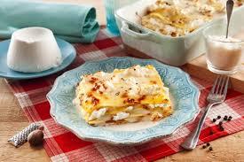 cuisine plus fr recettes recette lasagnes aux quatre fromages recette lasagnes de sarde