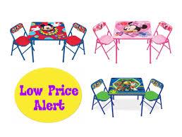 paw patrol kids table set kohl s kids disney mickey minnie paw patrol activity chair