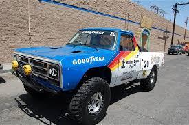dodge truck racing 1989 dodge ram d150 walker norra 1000 race truck photo
