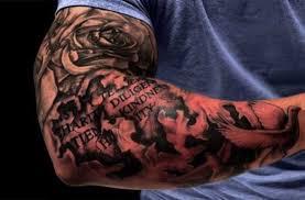sleeve tattoos for tattoofanblog