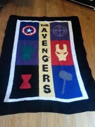 Avengers Rug Avengers Blanket D Crochet Projects That I Made Pinterest