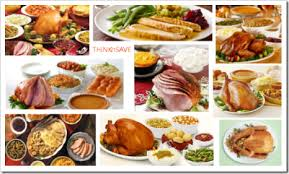 where to order thanksgiving dinner 2012 think n save