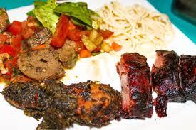 jamaikanische küche jamaika chicken vom letten asia ribs aus dem wsm