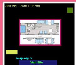 Jayco Caravan Floor Plans Best 25 Travel Trailer Floor Plans Ideas On Pinterest Airstream