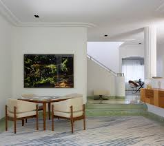 modern in miami at home with a worldly contemporary furniture