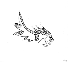scrollwork horse tattoo design by mejehebe on deviantart