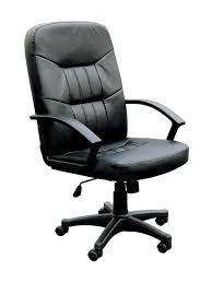 Leather Office Armchair Executive Office Table And Chairs Best Computer Chairs For