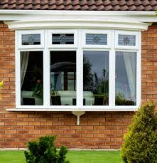 upvc bow window double glazing st helens windows a clear choice for quality value
