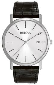 black friday watches amazon amazon com bulova men u0027s 96b104 stainless steel dress watch