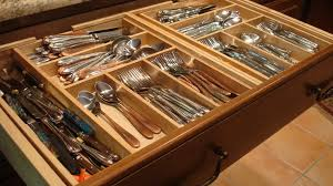 kitchen drawer organizer ideas modest amazing kitchen drawer dividers wooden kitchen drawer