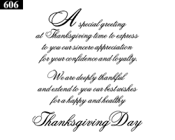 corporate thanksgiving card wording festival collections