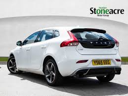 volvo hatchback 2015 volvo v40 t2 r design manual used vehicle by stoneacre