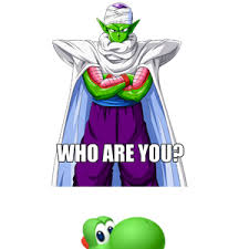 Piccolo Halloween Costume Knew Piccolo Yoshi Brock570 Meme Center