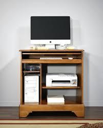 bureau informatique bois massif design d intérieur meuble bureau en bois petit informatique