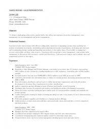 cover letter sales rep resume sample sales representative resume