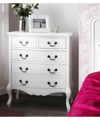 White Shabby Chic Bedroom by Juliette White Shabby Chic Bedroom Furniture