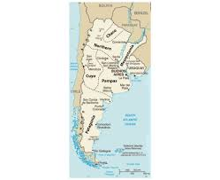 South America Map Islands by Maps Of Argentina Detailed Map Of Argentina In English Tourist