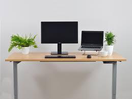 Schreibtisch 1 00 Meter Breit Elektrisch Höhenverstellbarer Schreibtisch Inklusive Bonus
