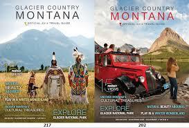 Montana travel photo album images Western montana choosing a travel guide cover glacier country jpg