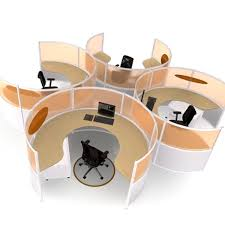 Furniture For Offices by Modern Modular Office Furniture Design Home Design Ideas