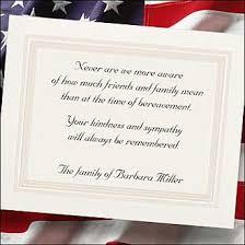 thank you card exle condolence thank you cards order sympathy