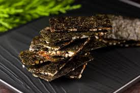 cuisine cor馥nne recette 野杉雞肉鬆海苔燒 松果購物