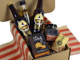 craft cheese gift box artisan hers highland fayre