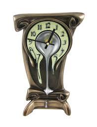 amazon com art nouveau 11 1 4 u0026quot high melting bronze table