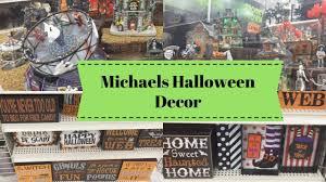 michaels halloween decor 2017 part 2 youtube