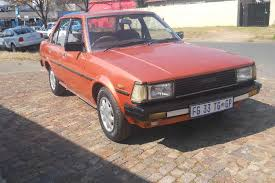 toyota corolla 1 8 1983 toyota corolla 1 8 cars for sale in gauteng r 29 950 on