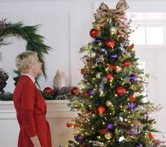 bethlehem lights 7 5 u0027 prelit noble spruce tree w multi functions