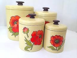 fashioned kitchen canisters fashioned kitchen canisters harlequin set 5 kitchen canisters