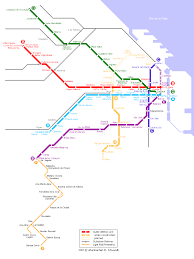 Metro Maps Buenos Aires Map Detailed City And Metro Maps Of Buenos Aires