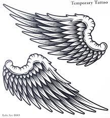 amazon com tattoos selling fashionable large wings