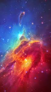 colorful wallpaper ios 7 stunning colorful space nebula iphone 7 wallpaper iphone 8