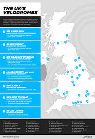 Leicester England Map by Guide Britain U0027s Best Velodromes Where To Ride Track In The Uk