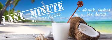 last minute all inclusive travel cz