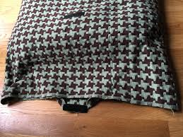 No Sew Slipcover For Sofa by One Hour No Sew Slip Covers The Chelsea Project