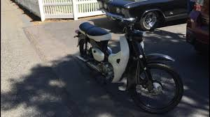 cub honda motorcycles for sale