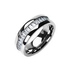 comfort fit ring titanium on the rocks impeccable solid titanium comfort fit ring